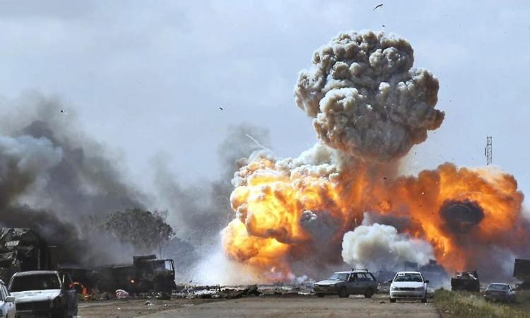 تجدد الاشتباكات بين قوات حفتر وقوات مجلس شورى ثوار بنغازي