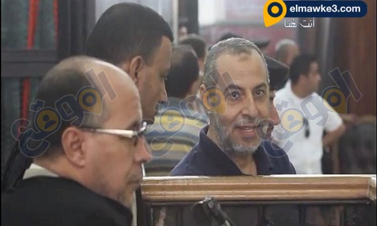 بالفيديو .. محاكمة محسن راضي في احداث بنها
