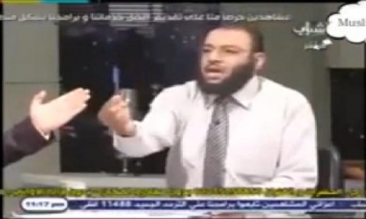 """بالفيديو .. احدى القنوات الإرهابية : """" نكاح الولد لأمه حلال """""""