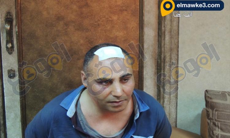 بالصور .. ضبط قنابل ومعمل لتصنيع المتفجرات بمنزل جهادي بإمبابة