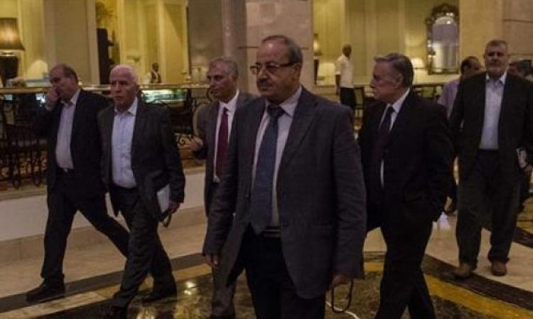 استئناف المفاوضات الفلسطينية الاسرائيليه بالقاهرة اليوم