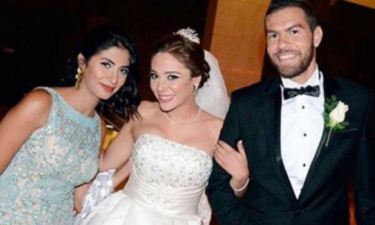 بالفيديو والصور .. شاهد رقص روبى في حفل زفاف شقيقتها كوكي