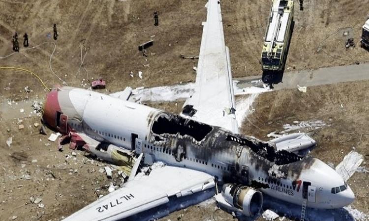 40 قتيلا في تحطم طائرة ركاب إيرانية قرب مطار طهران
