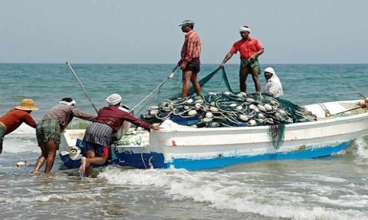 """""""الزراعة"""" مشروع قناة السويس الجديد يوفر مساحة 448 فدان للإسترزاع السمكي"""
