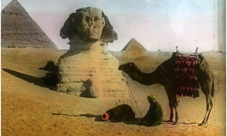 ملف مصور .. لقطات نادرة تعكس تاريخ الحياة المصرية
