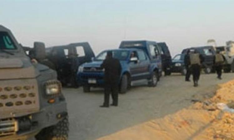 مقتل 14 «تكفيريا» وتدمير 32 بؤرة ومستشفى ميداني ومصنع للعبوات الناسفة في حملة أمنية بشمال سيناء