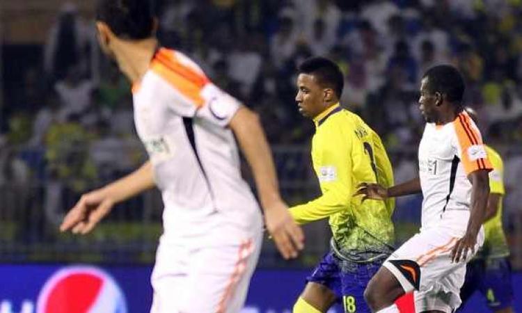 تتويج الشباب بطلا لكأس السوبر السعودي بفوزه على النصر بركلات الترجيح