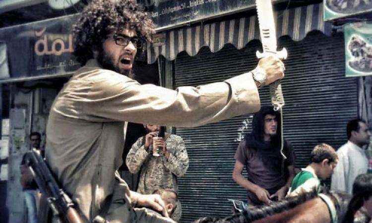 """رحلة فتى داعش المصري .. من اسلام """" الروش """" إلى أبو سلمة  """" الداعشي """""""