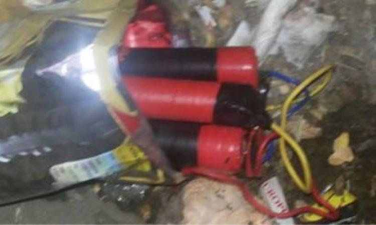 فى مول بمدينة نصر.. خبراء المفرقعات يبطلون قنبلة بدائية الصنع