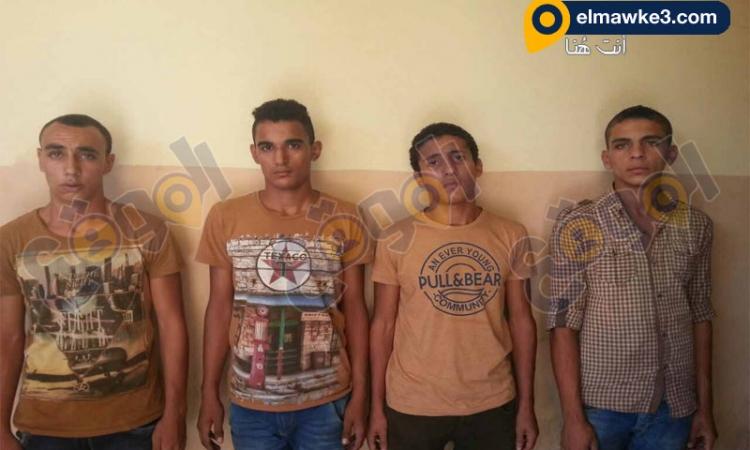 """بالصور : القبض على 34 اخوانى تورطوا فى شغب """"ذكرى رابعة"""""""