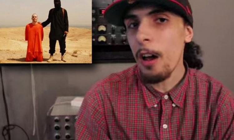 مصري مغني «راب» سابق هو قاطع رأس الصحفي الأمريكي