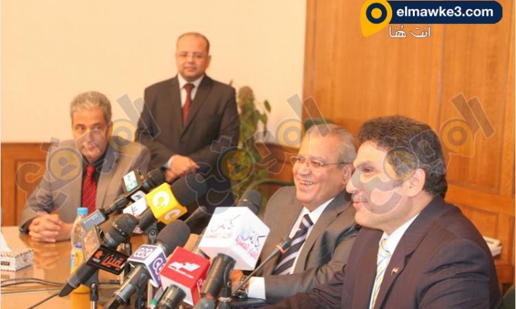 بالصور .. وزير الري : الموقف المائي حرج ويجب الحفاظ على كل نقطة مياه