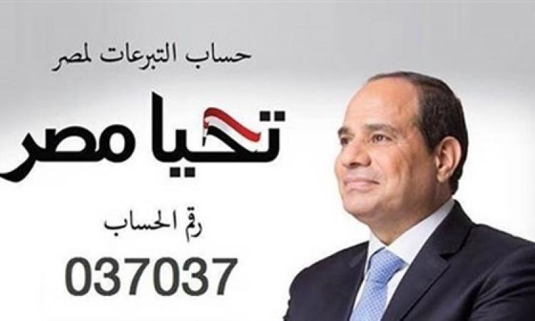 بالأسماء والأرقام.. قائمة بالمتبرعين لصندوق تحيا مصر