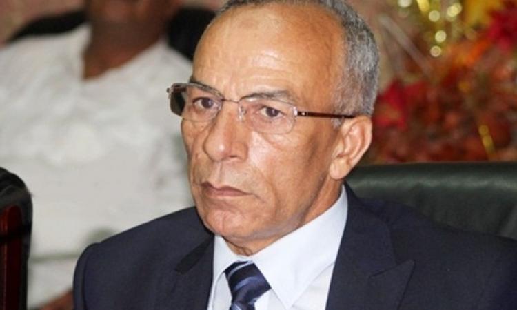 وفد برئاسة محافظ شمال سيناء يزور مشروع حفر قناة السويس الجديدة