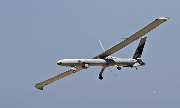 سقوط طائرة بدون طيار «إسرائيلية » بالقرب من مطار بغداد