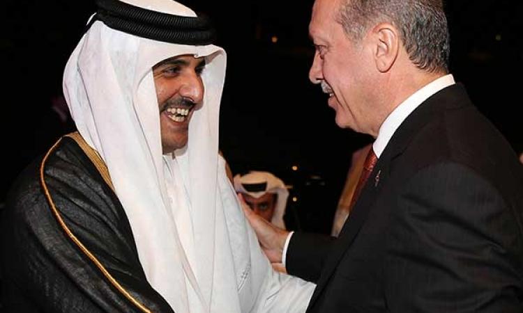 قطر وتركيا تخططان لإفشال المبادرة المصرية لحل أزمة غزة