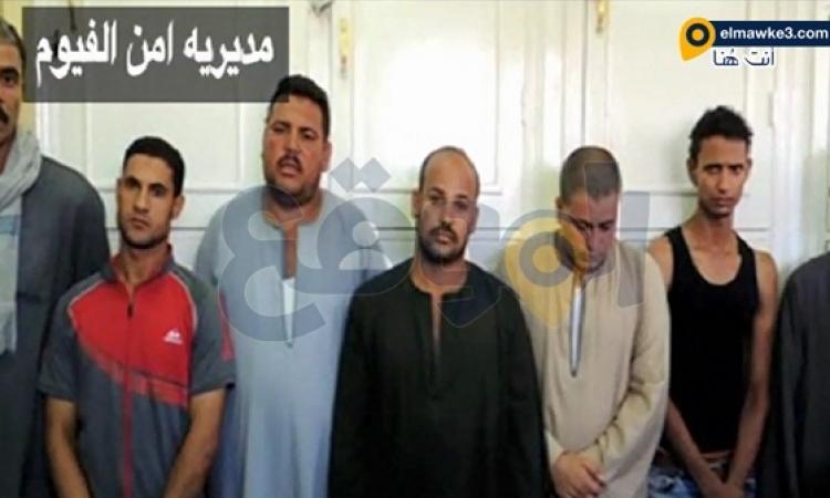 بالفيديو… وزارة الداخلية تهاجم البؤر الأجرامية في جميع أنحاء الجمهورية