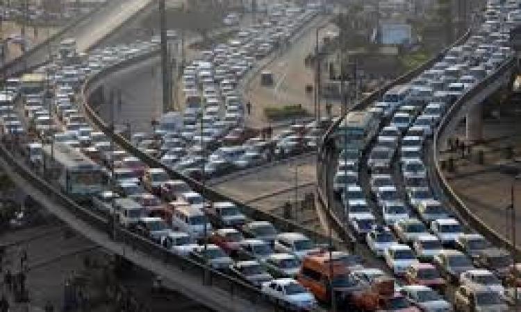 تفاصيل مشروع الرئيس عبد الفتاح السيسي لحل ازمة المرور