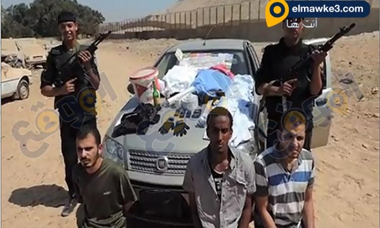 بالفيديو.. ضبط 3 أشخاص من عناصر الأخوان يوزعون زجاجات مولوتوف بالجيزة