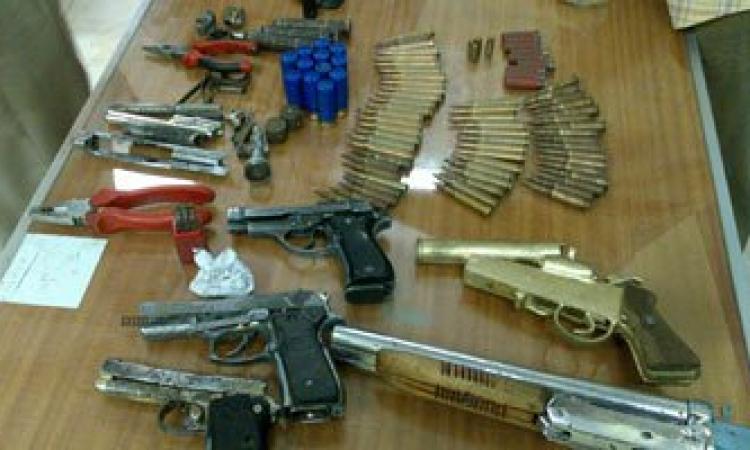 ضبط 3 إخوان وبحوزتهم أسلحة نارية خلال فض مسيرة بالخانكة