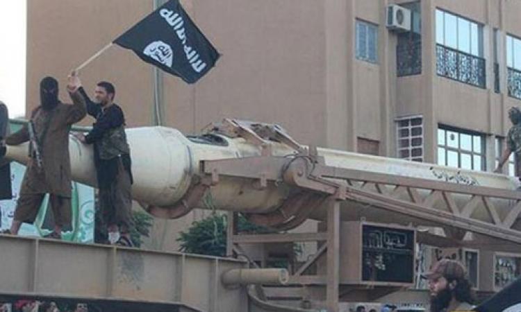 بالصور .. الاسلحة المتطورة التى تملكها داعش وتهدد بها الشرق الأوسط