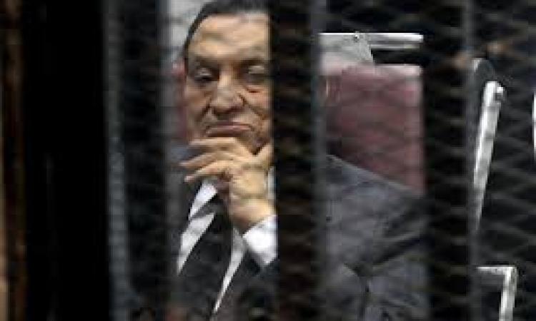 بدء جلسة محاكمه القرن وتأخر وصول الرئيس الأسبق بسبب الشبورة