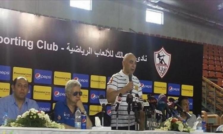 حسام حسن : لم أطلب الاستغناء عن أي لاعب من الصفقات الجديدة