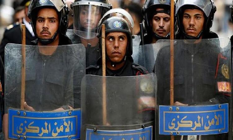 قوات أمن المنيا تكثف وجودها تحسباً لأعمال ارهابية
