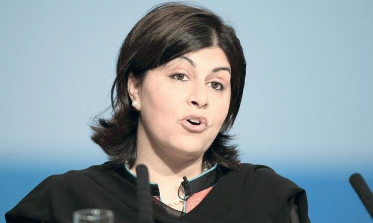 استقالة وزيرة بريطانية مسلمة احتجاجا على موقف لندن من العدوان على غزة