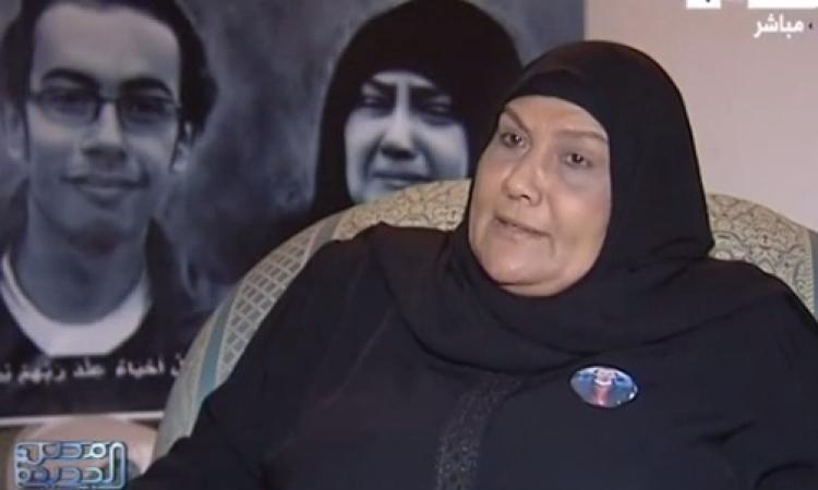بالفيديو.. والدة الشهيد محمد الجندي: سأترشح للانتخابات البرلمانية لو ترشح «الإخوان»