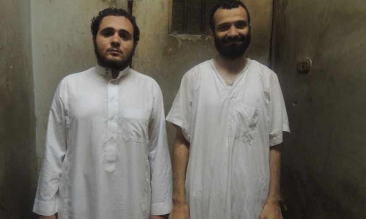 صيدلى وطالب يعترفان بالإنضمام لجماعة الجهاد وإقتحام جهاز أمن الدولة