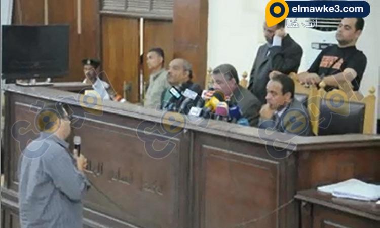 بالفيديو.. الأستماع للشهود في قضية قطع الطريق الزراعي بقليوب