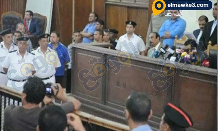 بالفيديو.. جلسة الاستماع للدفاع في قضية أحداث كفر الشيخ