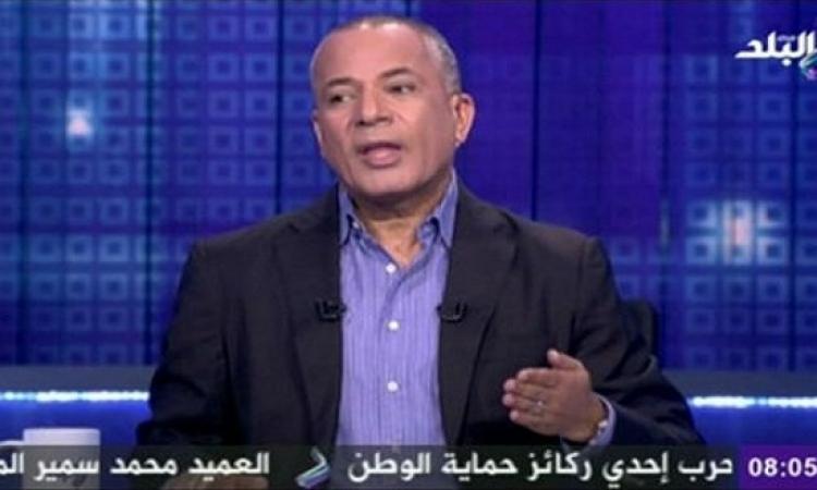 بالفيديو .. أحمد موسى : اللي يقولك ثورة يناير مستمرة .. قوله عند خالتك !!