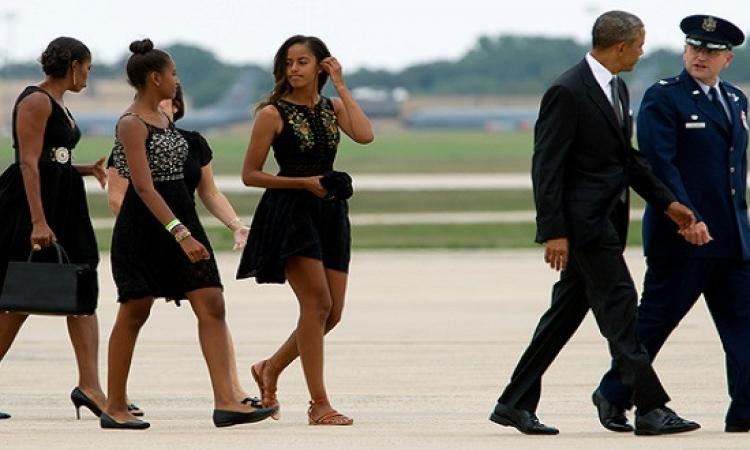 بالصور .. أوباما يحضر عرس طباخه ويغيب عن زفاف جورج كلوني