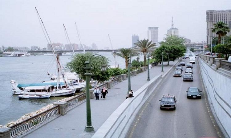إغلاق كورنيش النيل بعد انفجار بولاق أبو العلا