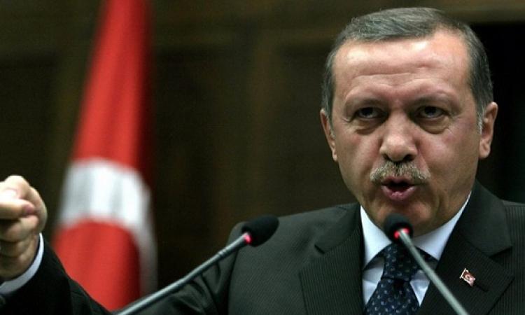 """أردوغان لا يريد """"كردستان"""" فى سوريا بعد انتصار الأكراد فى كوبانى"""