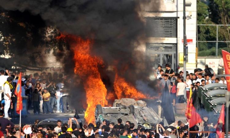 «هيومن رايتس ووتش» تنتقد وضع حقوق الإنسان في تركيا