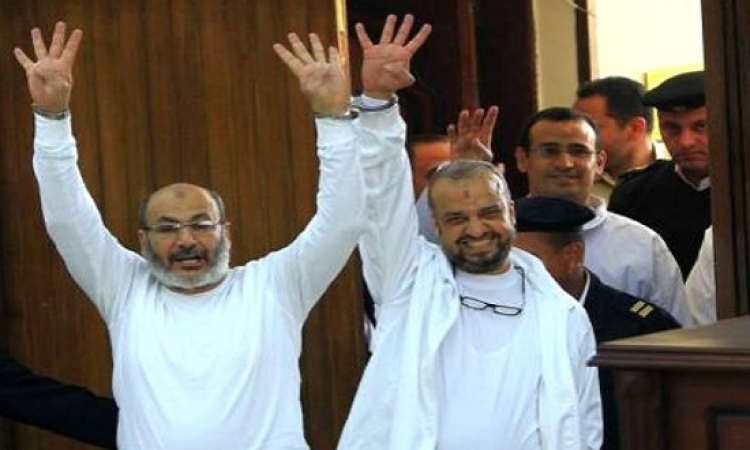 السجن المشدد 15 سنة لحجازي والبلتاجى بتهمة تعذيب محام بالتحرير