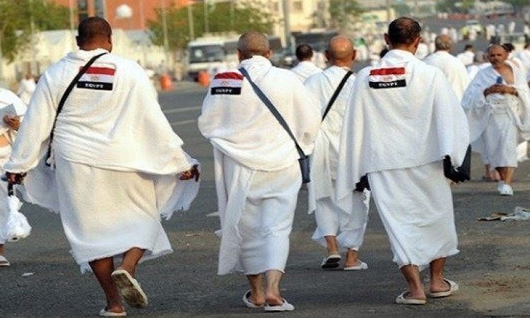 وصول بعثة الحج الرسمية للأراضى المقدسة