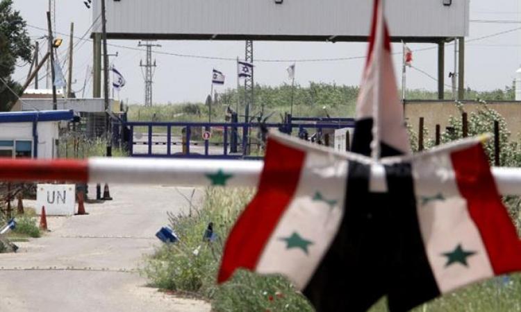 إسرائيل تمنع طائراتها من الاقتراب من الحدود السورية