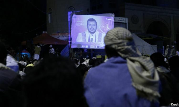 زعيم الحوثيين يلوح بـ«خيارات استراتيجية» لتوسيع الاحتجاج ضد الحكومة