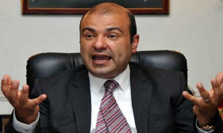خالد حنفى : سلع تموينية ونقاط خبز بمليار جنيه خلال 14 يوم