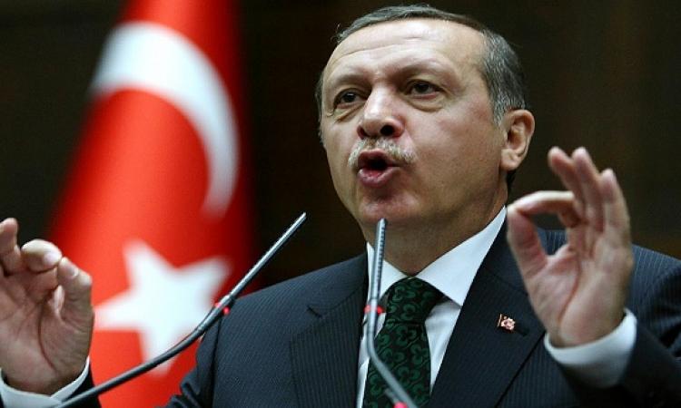 أردوغان يعترض على تشكيل تحالف دولي ضد داعش
