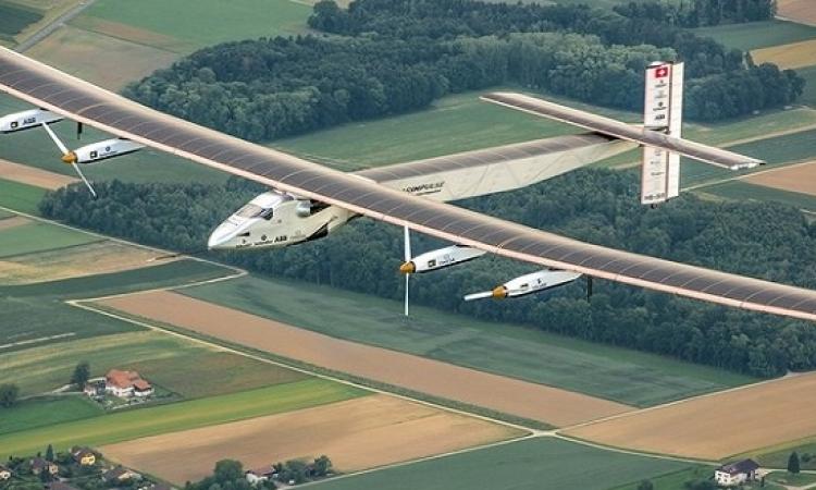 أبوظبى تطلق أول رحلة حول العالم .. بالطاقة الشمسية