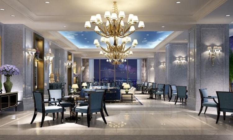 الصين تبهر العالم بفندق اسطوري فخم بمدينة الرومانسية