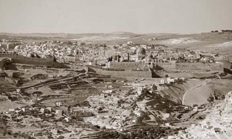 ملف مصور .. تاريخ القدس مع الاضطهاد والغزو على مر العصور