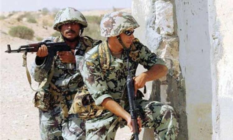 الأحزاب العربية:  للجيش المصرى دور بطولى فى دحر الإرهاب بسيناء