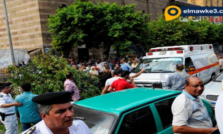 الموقع نيوز .. ينشر صور شهداء انفجار بولاق أبو العلا