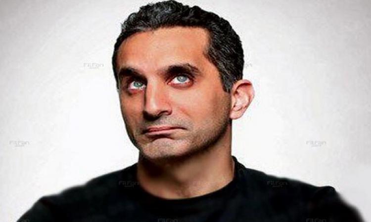 """بالفيديو .. باسم يوسف : خالتى صورتنى """"بلبوص"""" عشان تبتزنى !!"""